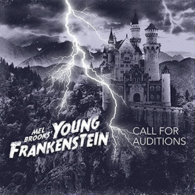 Young Frankenstein Auditions