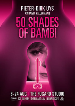 Pieter-Dirk Uys Presents 50 Shades of Bambi