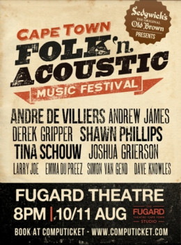 Cape Town Folk and Accoustic Music Festival