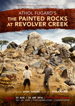 The Painted Rocks at Revolver Creek