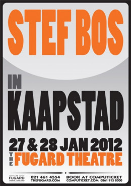 Stef Bos Live