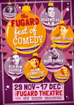The Fugard Fest of Comedy!