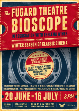The Fugard Theatre Bioscope Winter Season