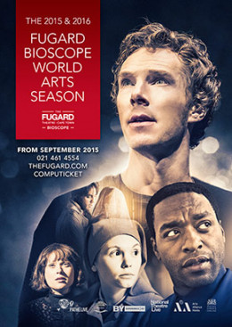 The 2015 & 2016 Fugard Bioscope World Arts Season