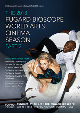 The 2018 Fugard Bioscope World Arts Cinema Season Part 2